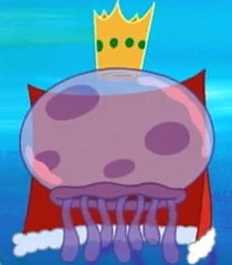 Spongebob Jellyfish King