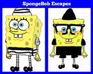 SpongeBob Escapes