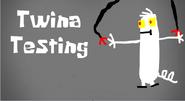 Twina Testing