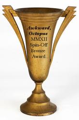 Awkward, Octopus Bronze Award