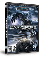 Darkspore LE Boxart