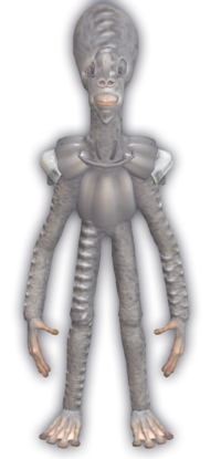 GreyWormy