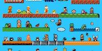 Epic Mario Through The Ages
