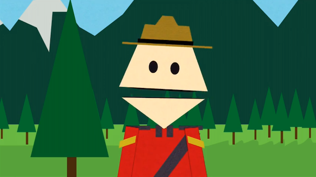 Southpark Kanadier