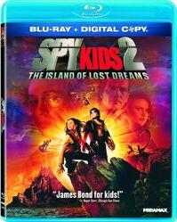 Spy Kids 2 Blu-ray