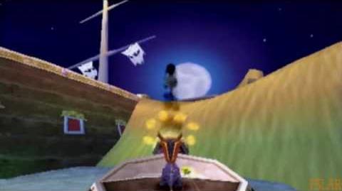 Spyro Year of the Dragon - 100% - Lost Fleet - Part 1