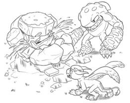 SonicBoom Rocky Terrafin