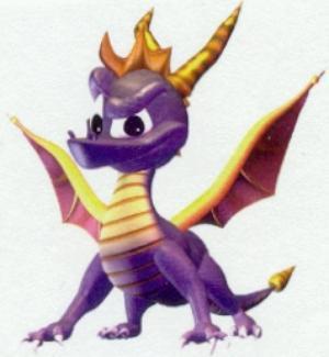 Image - 175766-spyro the dragon large.jpg | Spyro Wiki ...