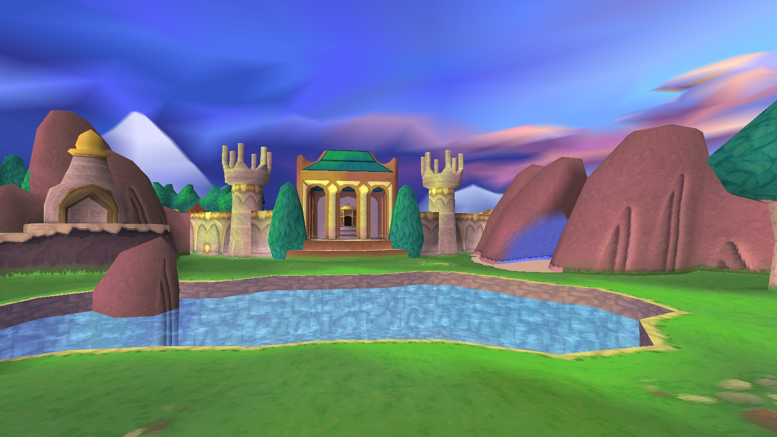 Welcome to Avalar — spyroismagic: Spyro 3 Year of the Dragon...