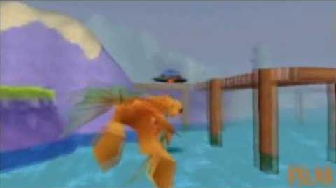 Spyro Year of the Dragon - 100% - Harbor Speedway
