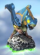 Drobot CGI toy