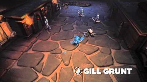 Skylanders Spyro's Adventure - Gill Grunt