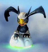 Sonic Boom CGI toy