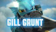 Gill Grunt Logo