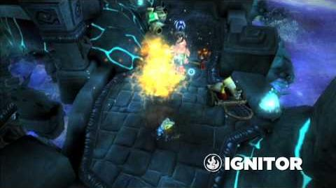 Skylanders Spyro's Adventure - Ignitor