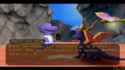 Spyro Year of the Dragon - 100% - Seashell Shore Part 2