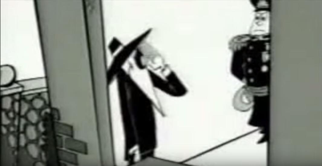 The Spy in Black Details