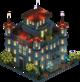 Count's Manor (Night)