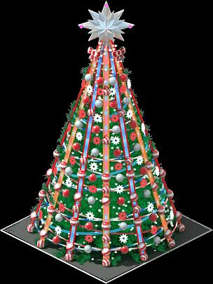 Christmas Tree VIII
