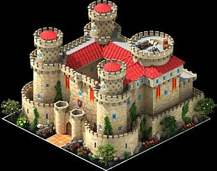 Image new castle of manzanares el megapolis - Polideportivo manzanares el real ...