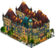 Castle Laurier (Night)