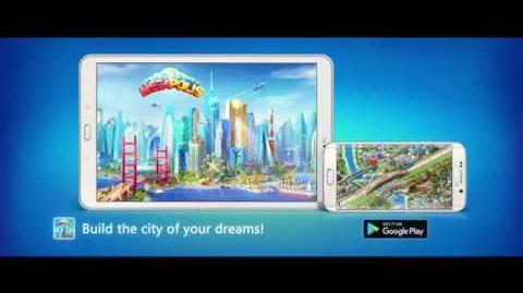 Megapolis Game Trailer