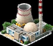 Resbuilding Nuclear Power Plant 2