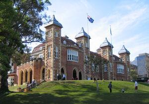 Government House WA