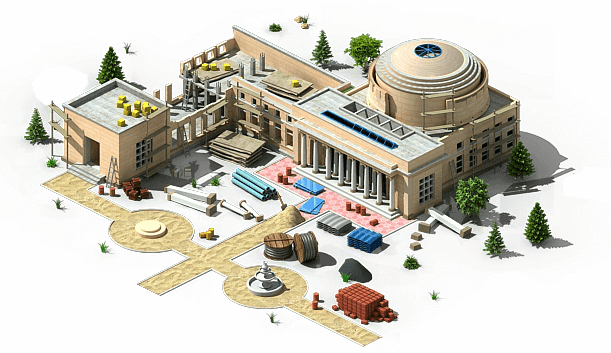 Image - Megapolis University (Building) Foundation.png ...