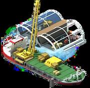Underwater Tunnel Construction