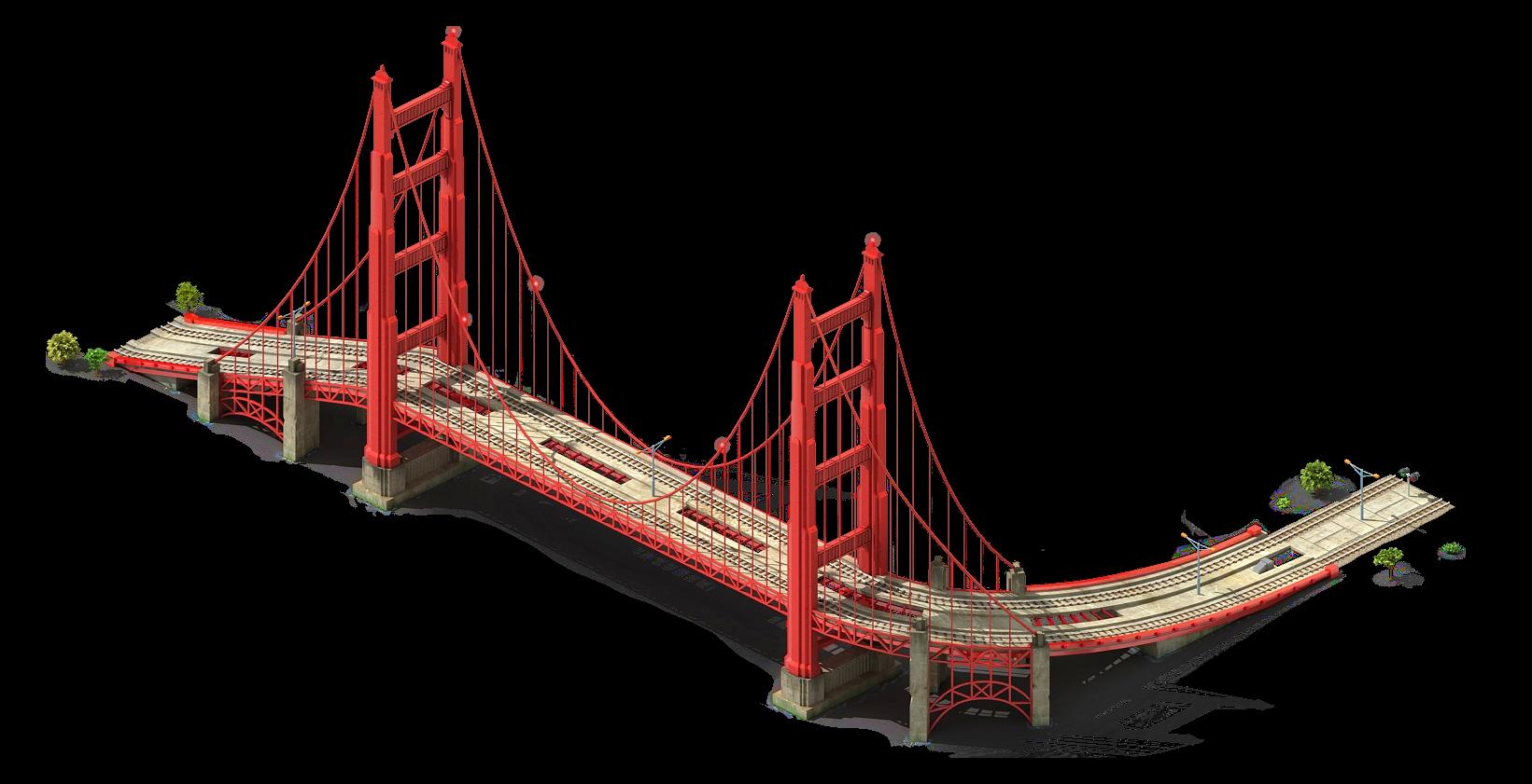Bridge Png File Red Gate Bridge l1 Png