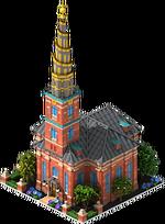 Spiral Belltower