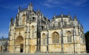 RealWorld Batalha Monastery