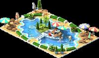 Zanzibar Swimming Pool