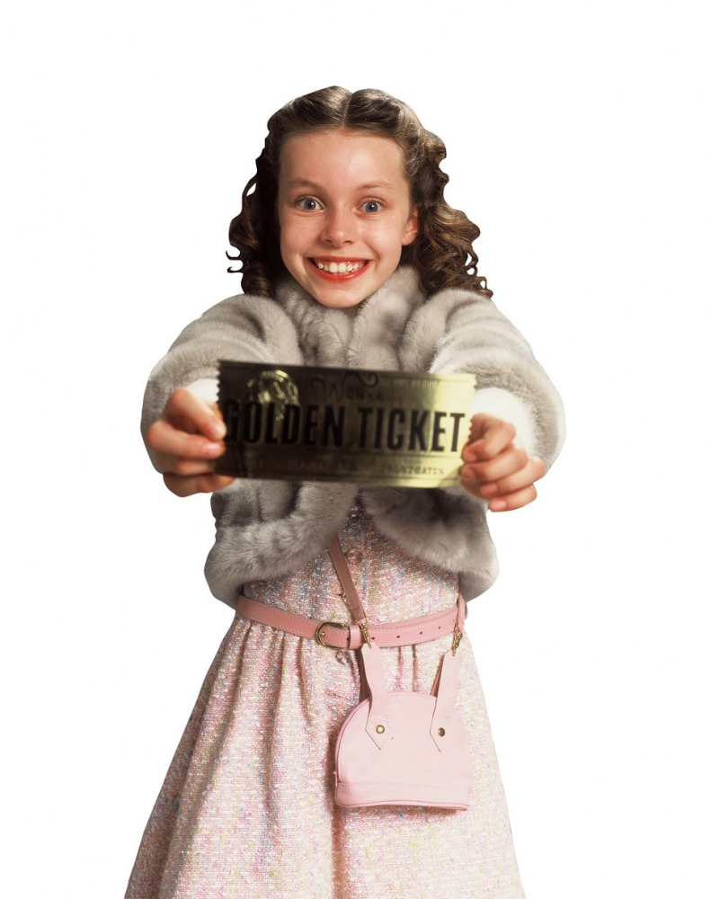 Veruca Salt Charlie And The Chocolate Factory Costume
