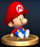 Trofeo Bebé Mario SSBB