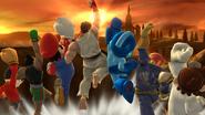 SSB4-Wii U Congratulations Ryu Classic