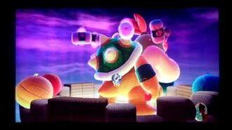 Yoshi's Woolly World Baby Bowser Final Boss Battle part 2 (No Damage)
