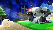 SSB4-Wii U Congratulations R.O.B. Classic