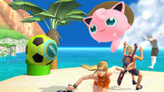 SSB4-Wii U Congratulations Jigglypuff All-Star