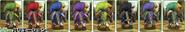 SSB4-Toon Link Palette 001