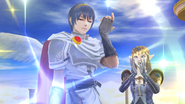 SSB4-Wii U Congratulations Marth All-Star