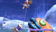 Ice Climbers Congratulations Screen Classic Mode Brawl