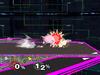 Jigglypuff Dash attack SSBM