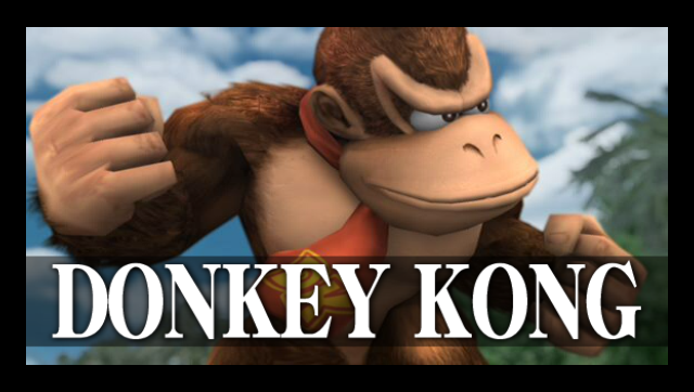 Subspace donkeykong