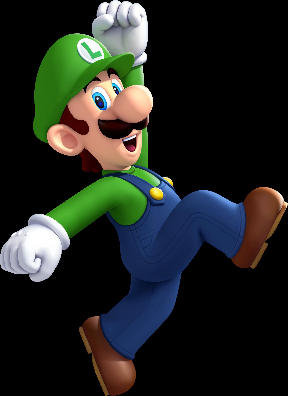 Amigurumi Mario Y Luigi : Luigi Smashpedia Fandom powered by Wikia