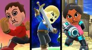 Mii-Fighter-Classes