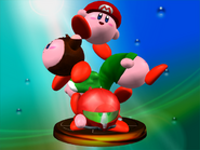 KirbyHat1MeleeTrophy