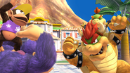 SSB4-Wii U Congratulations Bowser All-Star