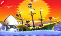 Paper Mario stage (PMTTYD)